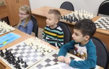 Обучение игре в шахматы - Детский центр Водолей на Проспекте Мира