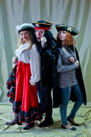 Пиратская вечеринка