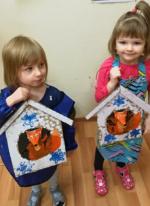 Оранжевый кот - детская студия