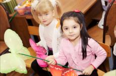 Студия раннего развития «Малышок» (от 1 до 3 лет)