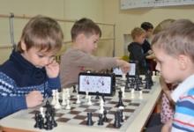 Шахматный турнир «Водолей»