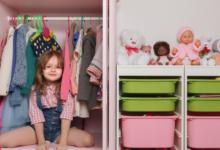 Мастер-класс для родителей «Порядок в детском шкафу надолго»
