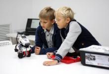 Знакомство с курсом робототехники