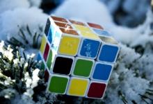 Мастер класс по Кубику Рубика 3х3