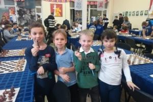 Первенство Москвы по шахматам