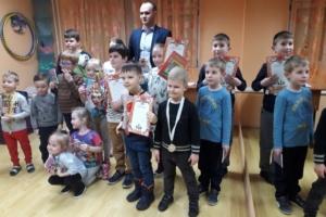 Шахматный турнир детского центра «Водолей»