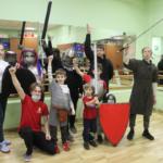 Занятия - мечевой бой