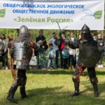 показательный мечевой бой