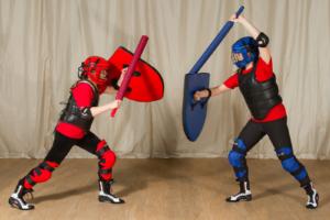 Студия исторической реконструкция «Варяги» и мечевой бой