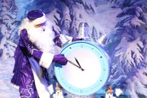 «Волшебные часы» – новогодняя сказка для самых маленьких