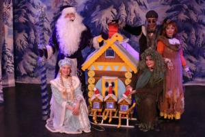 Новогоднее шоу «Волшебные часы или когда наступит новый год»