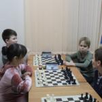 Шахматный турнир - Водолей