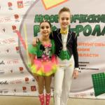 призеры акробатический рок-н-ролл