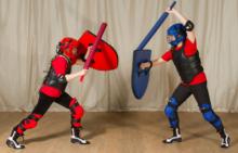 мастер-класс изготовление спортивных мечей своими руками