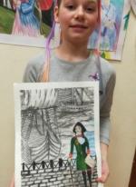 Конкурс детских рисунков «Надежда есть!»