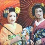 Живопись - япония