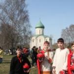 Варяги в Переславле-Залесском
