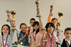 Шахматный турнир, посвящённый Дню Космонавтики!