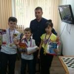 шахматы турнир старшая группа