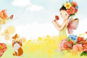 Конкурс рисунка «Цветочное настроение»