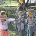 стрельба из лука в лианозовском парке