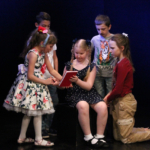 сценическая речь - открытый урок