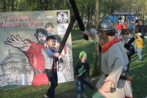 Варяги в Лианозовском парке